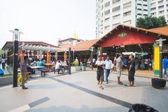 一点印度,新加坡- 2015年10月12日:一点印度插孔  免版税库存图片