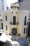一点城堡在圣保罗 库存照片