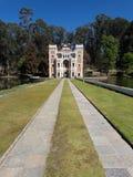 一点城堡 免版税库存图片