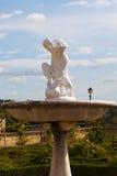 一点天使Palazzo Pitti -佛罗伦萨 库存图片
