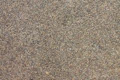 一点棕色石头 库存图片