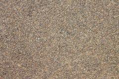 一点棕色石头 库存照片