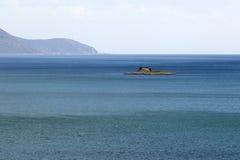 一点海岛 免版税库存照片