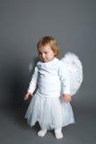 一点美好的天使 库存照片