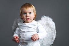 一点美好的天使 图库摄影