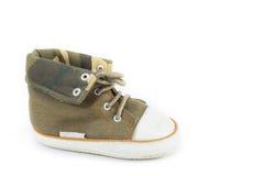 一点运动鞋 免版税图库摄影