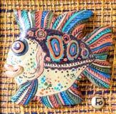 一点鱼幸福 免版税图库摄影