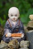 一点Budha 免版税图库摄影