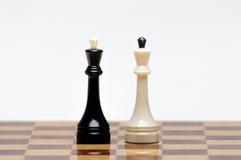 一盘象棋 免版税图库摄影