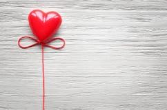 一糖果心脏为华伦泰` s天 库存图片
