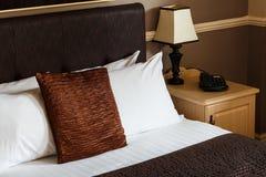 一般旅馆客房细节 免版税库存图片