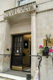 一般医疗委员会入口,伦敦 库存照片