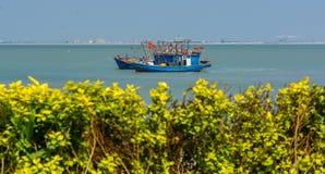 一起小船 免版税图库摄影