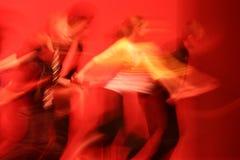 一起现在舞蹈 免版税图库摄影