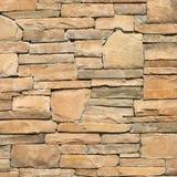 一部分的一个石墙,背景或纹理的 免版税库存照片