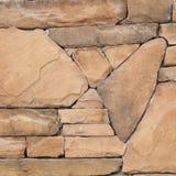 一部分的一个石墙,背景或纹理的 免版税库存图片