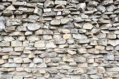 一部分的一个石墙,背景或t的 免版税库存照片