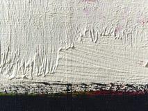 一部分的一张大五颜六色的街道街道画 免版税库存照片