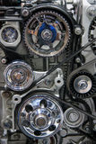 一部分的发动机 免版税库存图片