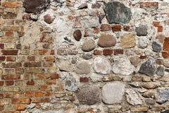 一部分的大厦墙壁 免版税库存图片