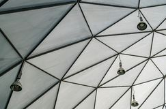 一部分的大帐篷 图库摄影