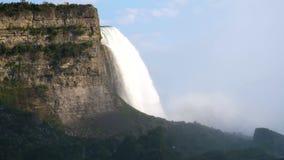 一部分的尼亚加拉大瀑布 股票录像