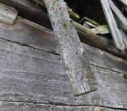 一部分的屋顶 免版税图库摄影