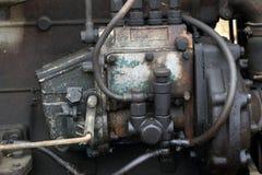 一部分的引擎 库存照片