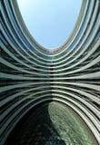 一部分的星系苏荷区,北京 库存图片