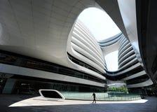 一部分的星系苏荷区,北京 库存照片