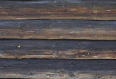 一部分的木屋 库存照片