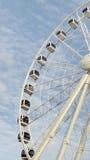 一部分的海角轮子 免版税库存图片