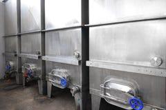 一部分的白兰地酒的质量技术 库存图片