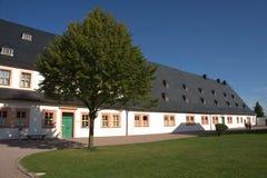 一间青年旅舍在萨克森,德国 免版税库存照片