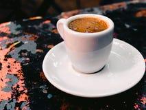 一份好咖啡 库存图片