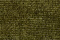 从一份软的纺织材料的橄榄绿背景 与自然纹理的覆盖的织品 布料背景 免版税库存照片