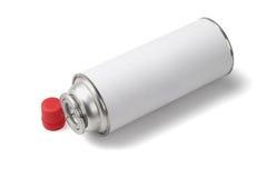 丁烷气体弹药筒 库存照片
