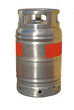 丁烷集气筒 库存照片