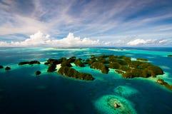 七十个海岛2 库存图片