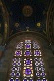 万国教堂(极度痛苦的大教堂) 免版税库存照片