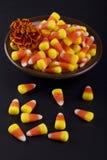 万圣夜糖果 库存图片