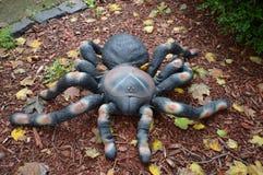 万圣夜蜘蛛 免版税库存图片