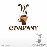万圣节咖啡 免版税库存图片