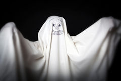 万圣节,鬼魂 库存照片