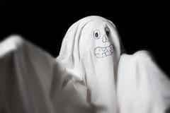 万圣节,鬼魂 免版税库存照片