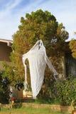 万圣节: 前院鬼魂 免版税图库摄影