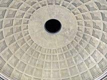 万神殿圆顶 库存照片