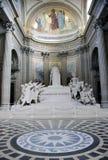 万神殿在巴黎 库存图片