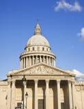 万神殿巴黎 免版税图库摄影