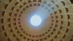 万神殿教会罗马意大利,中央寺院 最著名的地方在意大利 影视素材